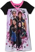 Disney Disney's Descendants Girls' ''Villains Four of the Kind'' Nightgown