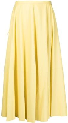 MM6 MAISON MARGIELA Draped Full Skirt
