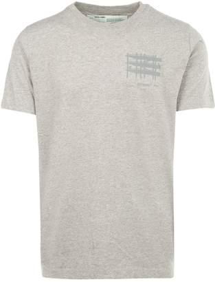 Off-White Off White Industrial Logo Print T-Shirt