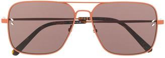 Stella Mccartney Eyewear Aviator Shaped Sunglasses