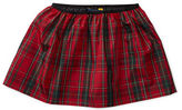 Ralph Lauren Girls 7-16 Plaid Skirt