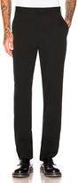 Comme des Garcons Wool Gabardine Pants in Black.