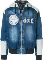 Philipp Plein State denim jacket