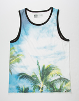 Reef View Mens Tank