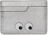 Anya Hindmarch Silver Eyes Card Holder