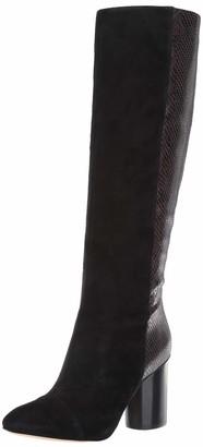 Nine West Women's CHEYIN Suede Knee High Boot