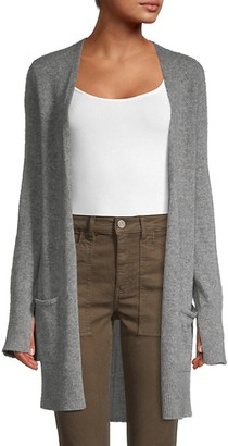 Brodie Cashmere Long Cashmere Cardigan