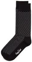 Happy Socks Men's Diagonal Stripe Socks