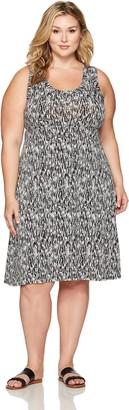 Karen Kane Women's Plus Size Hi-lo Hem Dress