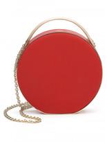 Eddie Borgo chet minaudi're leather shoulder bag