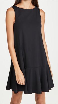 Susana Monaco Sleeveless Ruffle Dress