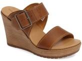 Timberland Women's Brenton Wedge Sandal