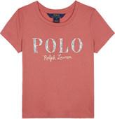 Ralph Lauren Paisley POLO cotton T-shirt 2-6 years