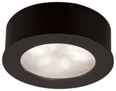 W.A.C. Lighting LEDme Button Recessed