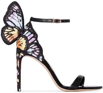 Sophia Webster Multicoloured Chiara 100 Sandals