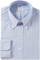 Brooks Brothers Non-Iron Regent Fit Button-Down Collar Pick Dress Shirt