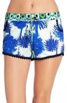 Maaji 'Juicy Pine' Cover-Up Shorts