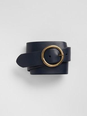 Gap O-Ring Buckle Belt