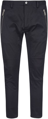 DSQUARED2 Side Zipped Trousers