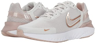 Nike Legend React 3 (Platinum Tint/Metallic Red Bronze) Women's Running Shoes