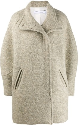 IRO Wool Cocoon Coat