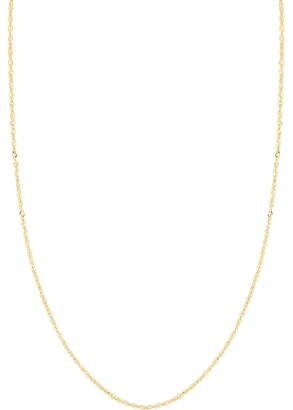 Bony Levy 14K Gold Thin Chain Necklace