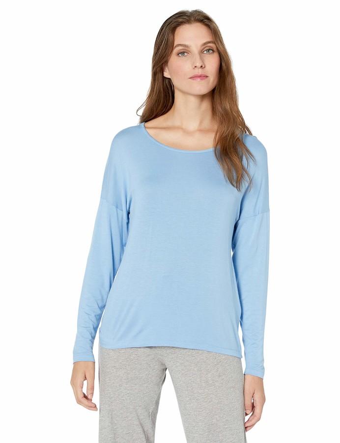 JANE /& BLEECKER Womens Long Pajama Top