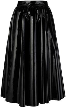MSGM Full Flared Skirt