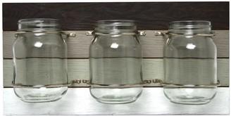 New View Gifts & Accessories Farmhouse Mason Jar Rustic Wall Decor