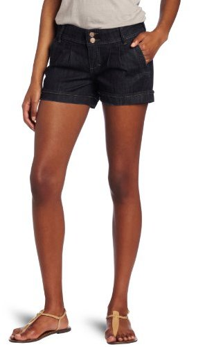 See Thru Soul STS Blue by Juniors Short Cuffed With Hem