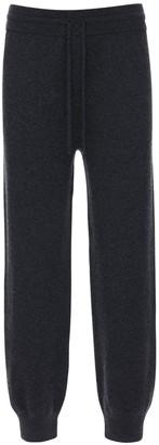 Agnona Cashmere Knit Sweatpants