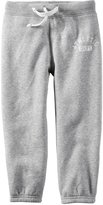 Carter's Knit Pants (Toddler/Kid) - Heather - 7