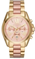 MICHAEL Michael Kors Women's Michael Kors 'Bradshaw' Chronograph Bracelet Watch, 43Mm
