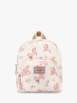 Cath Kidston Cath Kids Children's Unicorn Meadow Mini Backpack, Pink