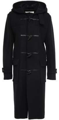 MACKINTOSH Weir Wool-felt Hooded Coat