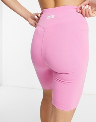 ASOS 4505 icon booty legging short in cotton touch