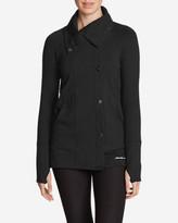Eddie Bauer Women's Summit Asymmetrical Jacket - Solid