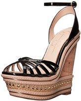 Jessica Simpson Women's Aimms Wedge Sandal