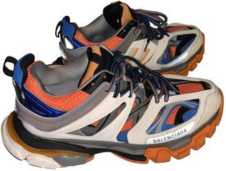 Balenciaga Track Multicolour Rubber Trainers
