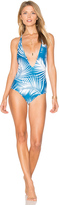 Mikoh Africa Deep V One Piece