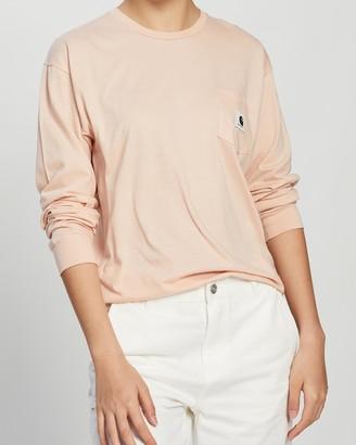 Carhartt LS Pocket T-Shirt