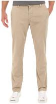 Mavi Jeans Edward Mid-Rise Twill Trousers in Sand Twill