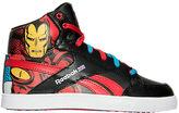 Reebok Boys' Preschool Classic Arena Pro Mid Casual Shoes