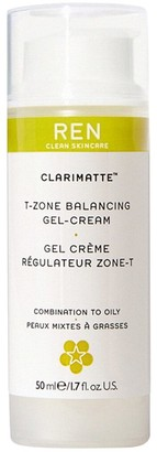 REN 50ml T-zone Balancing Gel Cream
