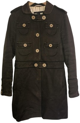 Marc Jacobs Brown Cotton Coat for Women