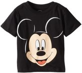 Disney Mickey Mouse Little Boys' Face Toddler Tee