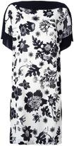 Antonio Marras floral print shift dress - women - Polyester - 42