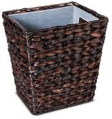 Threshold Wastebasket Dark Weave