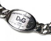Dolce & Gabbana Stainless Steel Men's Bracelet OK CORRAL - 22 cm