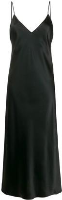 Joseph Silk Long Slip Dress